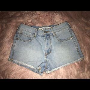 Brandy Melville Denim Shorts 26